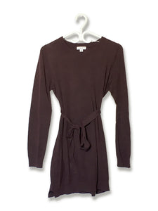 Chocolate Knit Tunic