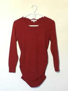 Knit Crew-Neck Sweater