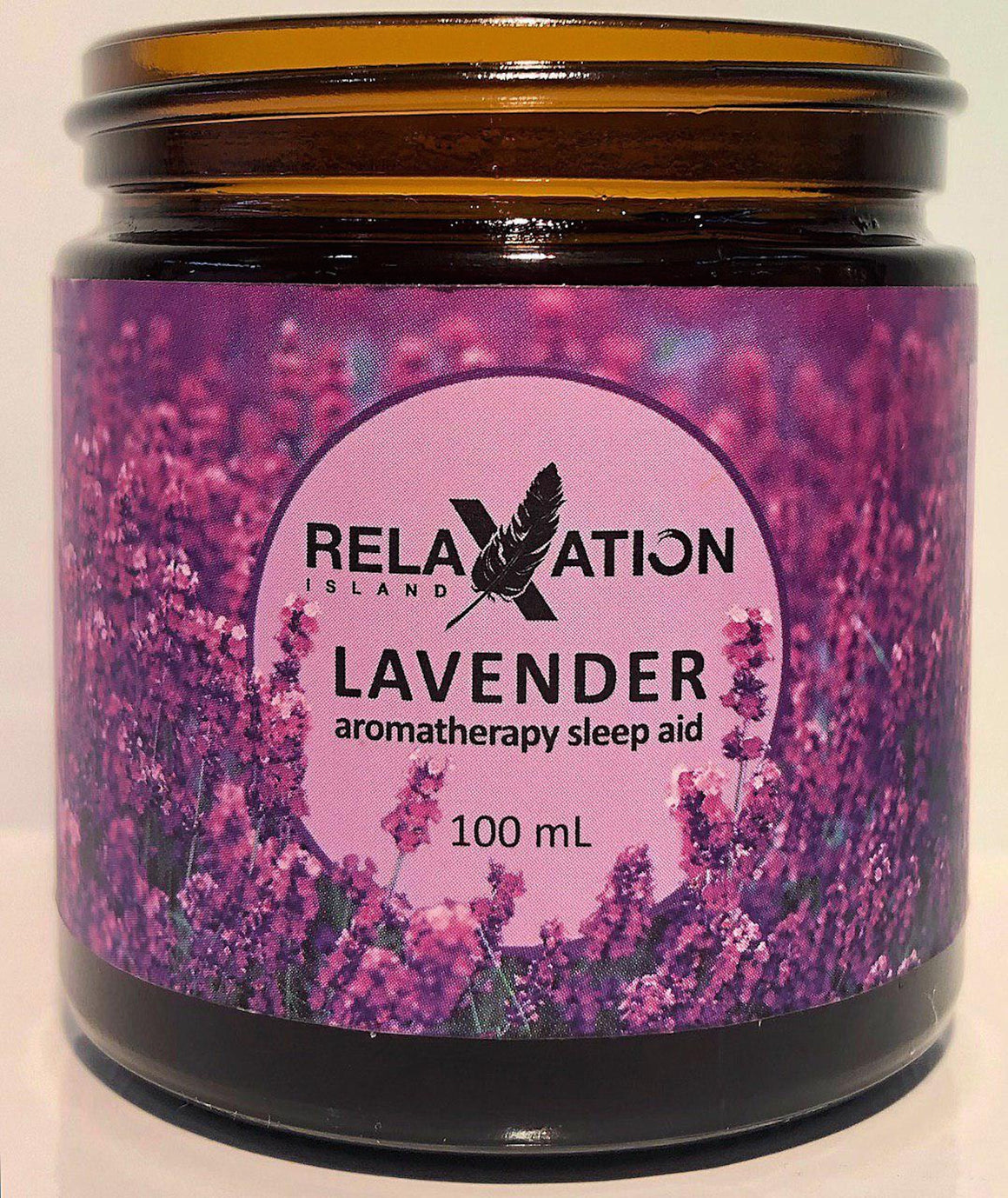 Lavender Oil Diffuser 100ml-Relaxation Island®