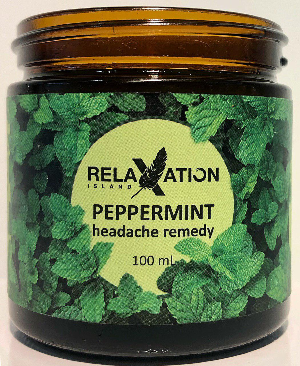 Peppermint Rescue Oil Diffuser Blend 100ml-Relaxation Island®