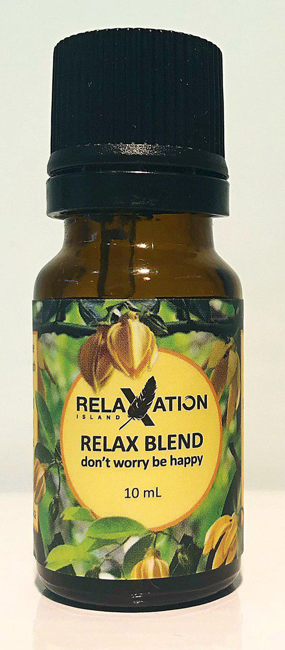 Relax Blend- Pure Essential oil 10ml-Relaxation Island®