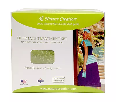 Ultimate Treatment-Nature Creation®  Set Buy 2 Get 1 Free