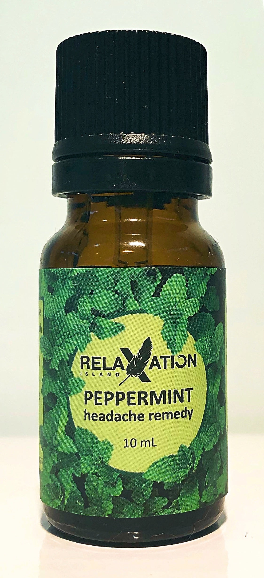 Peppermint Rescue ®-Headache Remedy- Pure Essential oil Blend 10ml-Relaxation Island®