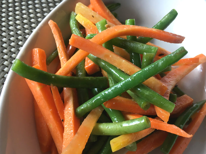 French Beans & Carrots