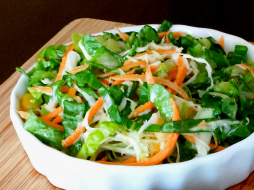 Shredded Side Salad
