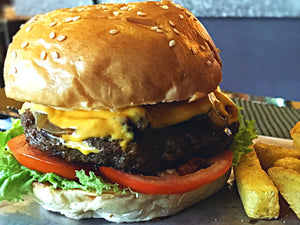 Angus Cheeseburger