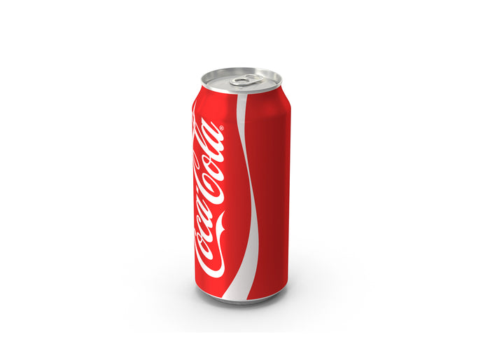 Soda in Can
