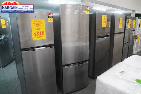 Westinghouse WBB3700AG 370L Frost Free Bottom Mount Refrigerator