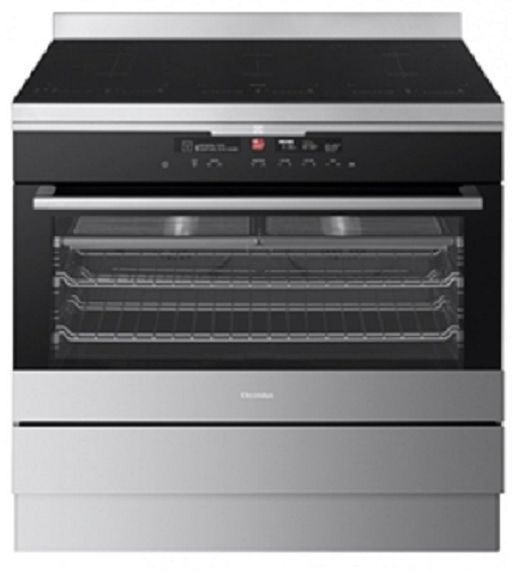 Electrolux EFE956BA 90CM Freestanding Induction Upright Oven