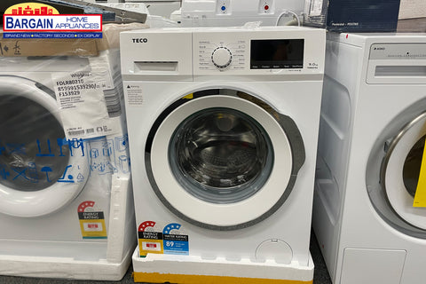TECO TWM90FBG 9kg FAMILY Front Load Washer