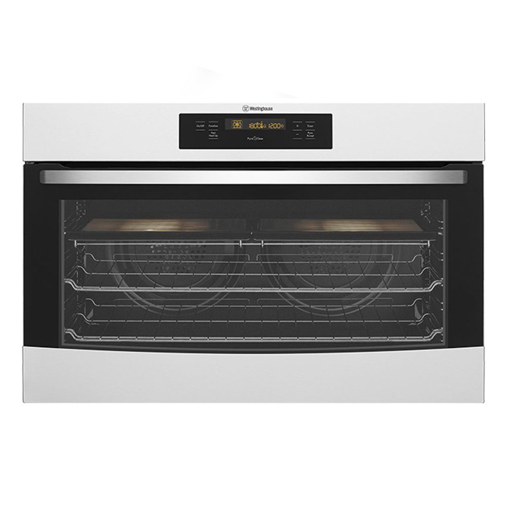 Westinghouse WVEP916SB 90Cm Pyrolytic Electric Underbench Oven