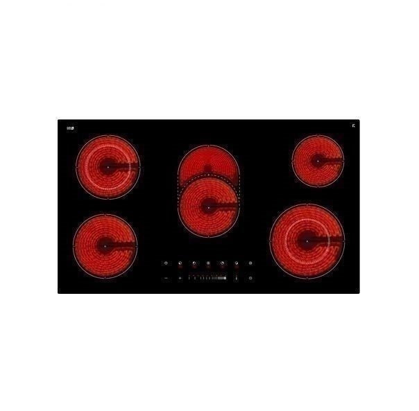 Inalto IE92T 90cm Ceramic Electric Cooktop - Bargain Home Appliances
