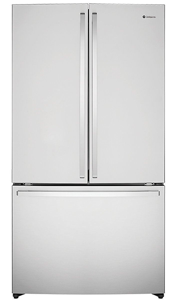 Westinghouse WHE6000SA-D 605L Stainless Steel French Door Fridge