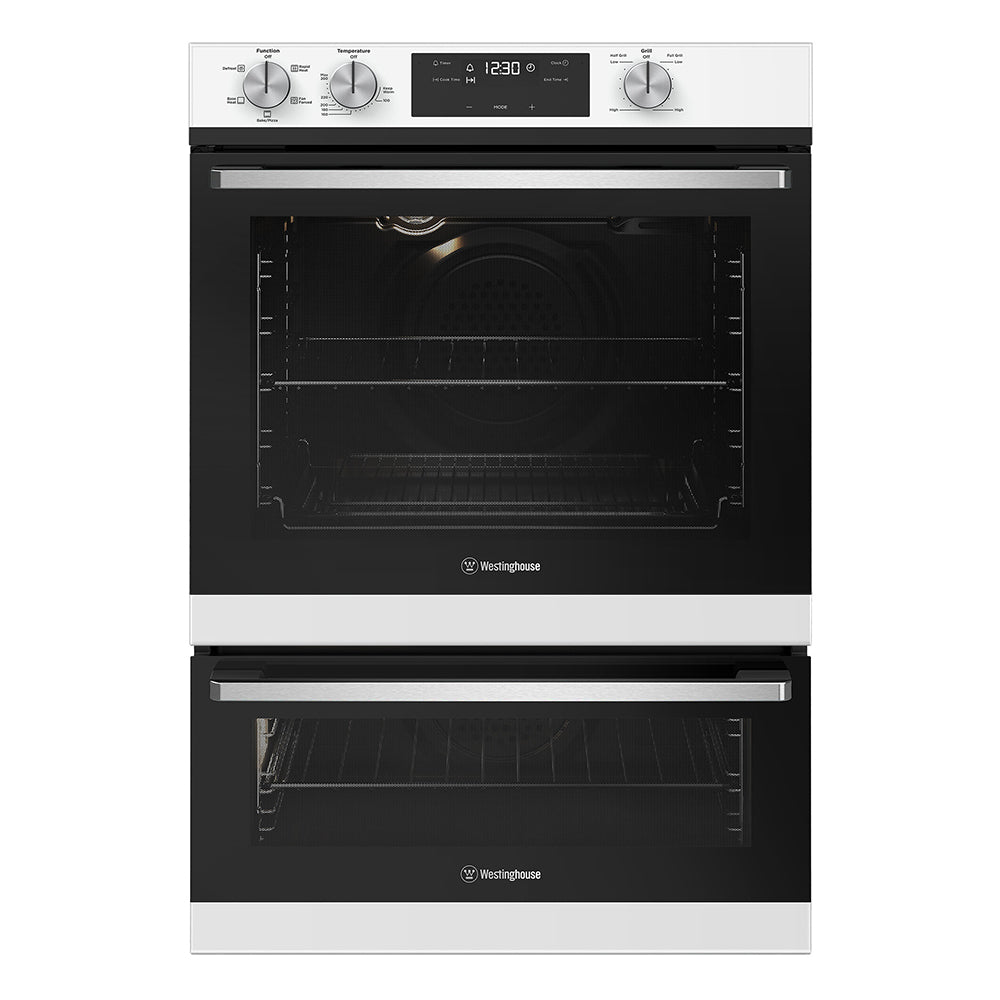Westinghouse WVE665WC 60cm multi-function 5 oven with separate grill