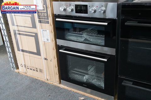 Euro EO8060DX 60cm Electric Double Oven