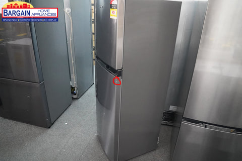 Westinghouse WTB2800AG 280L top mount fridge arctic steel