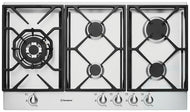 Westinghouse WHG956SA 90Cm Stainless Steel Gas Cooktop - Bargain Home Appliances