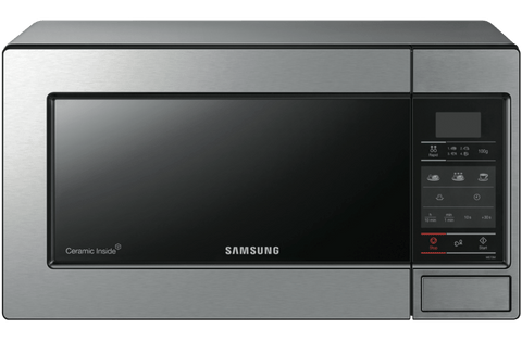 Samsung ME73M 20L Stainless Steel Microwave