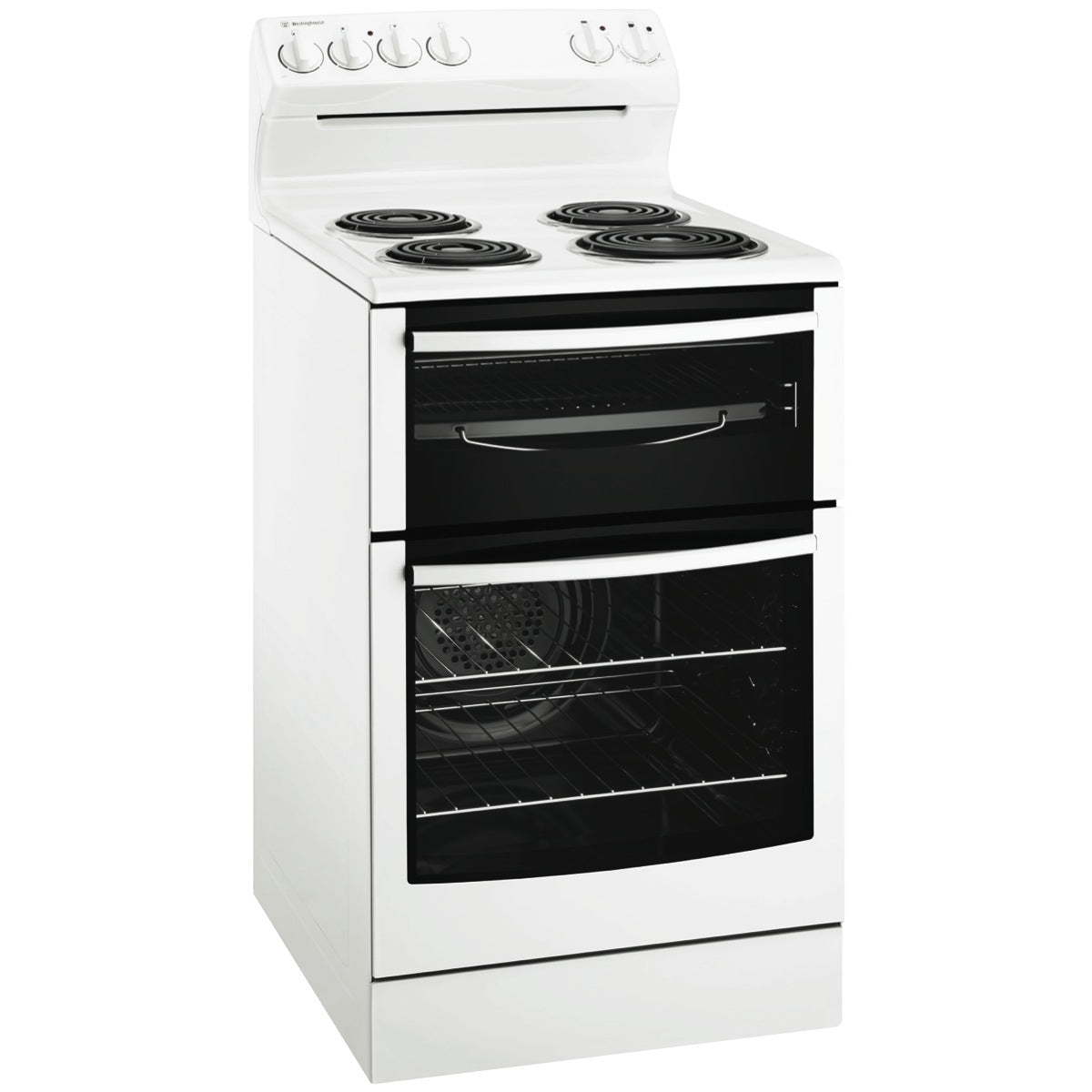 Westinghouse WLE525WA 54Cm Freestanding Electric Cooker White