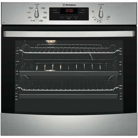 Westinghouse WVE616S 60cm Stainless Steel Multifunction Oven