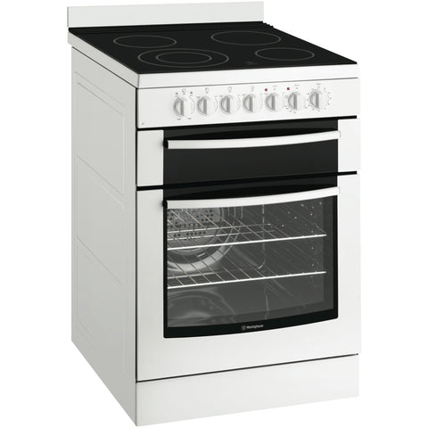 Westinghouse WFE642SA 60cm Electric Oven with Ceramic Hob
