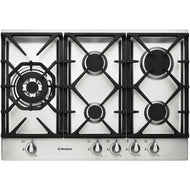 Westinghouse WHG756SA 75cm Stainless Steel Gas Cooktop - Bargain Home Appliances