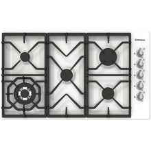 Load image into Gallery viewer, Westinghouse WHG955WA 86cm White Gas Cooktop - Bargain Home Appliances
