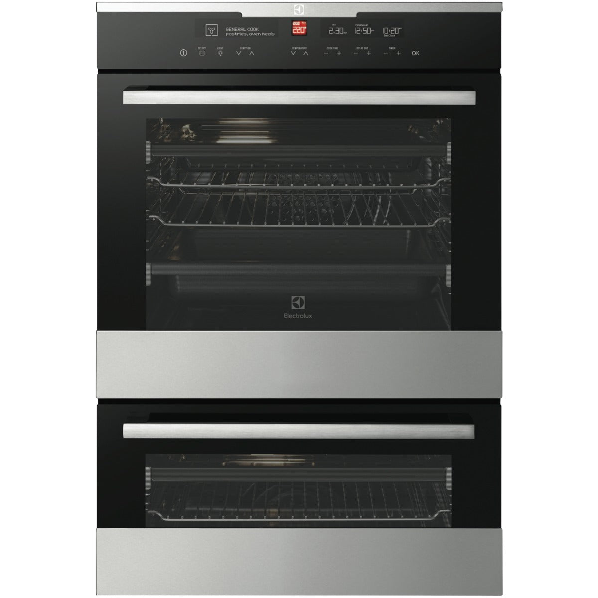 Electrolux EVE626SC 60cm Duo Multifunction 80L Oven