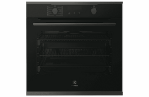 Electrolux EVEP614DSD 60cm Dark Single Pyrolytic Oven