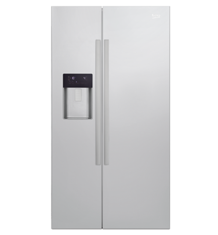 Beko Gn162320X 631L Side By Side Fridge