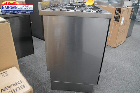 Westinghouse WFE914SB 90cm Dual-Fuel Freestanding Cooker