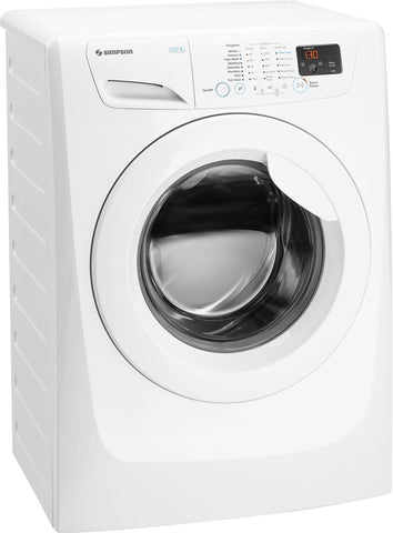 Simpson SWF12743 7kg Ezi Sensor Front Load Washing Machine