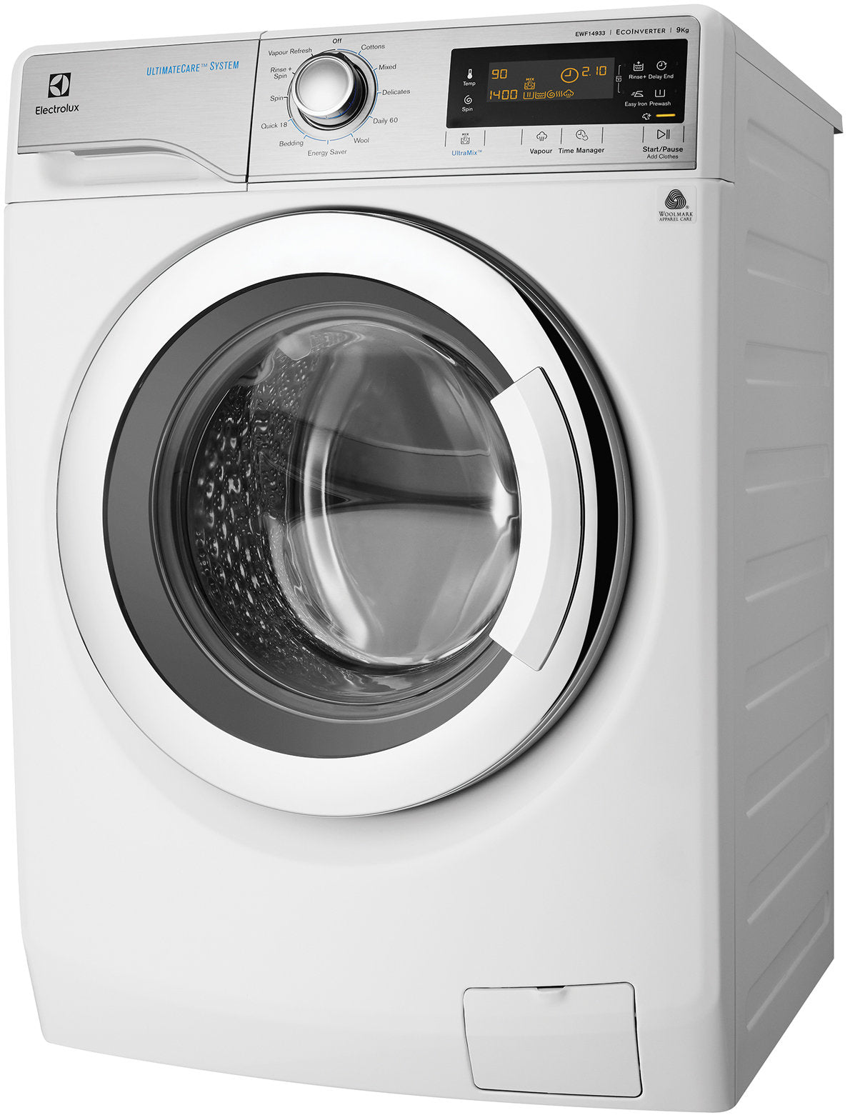 Electrolux EWF14933 9KG UltimateCare System Washing Machine