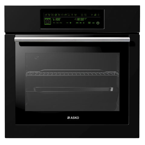 Asko OP8621A 60cm Pyrolytic Oven with Touch Control Anthracite