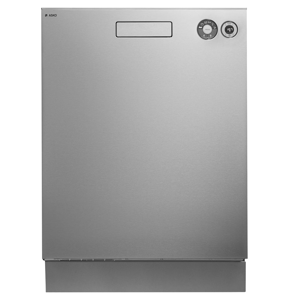 Asko D5436SSXXL 60cm Under Bench Dishwasher