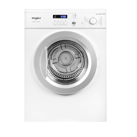 Whirlpool AWD712SOC 7kg Air Vented Dryer