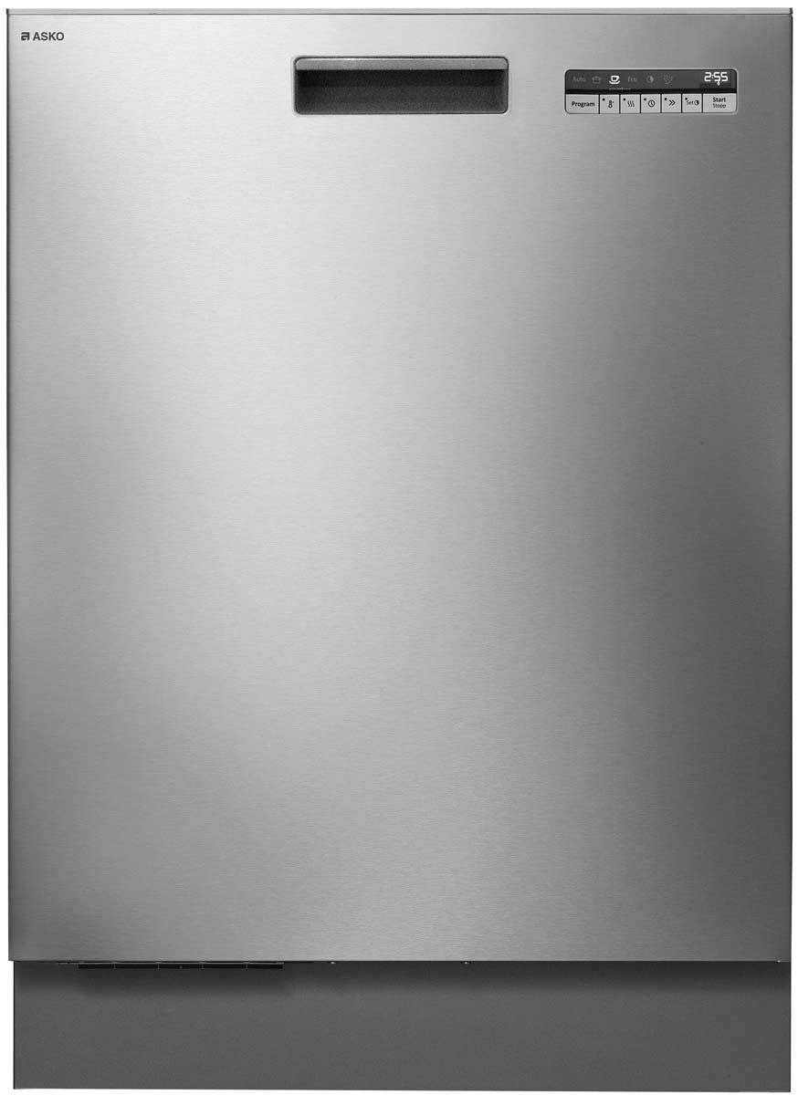 Asko D5456SS Stainless Steel Built-In Dishwasher