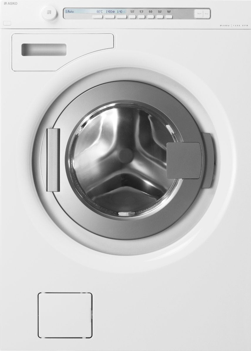Asko W6864 8kg Front Load Washing Machine
