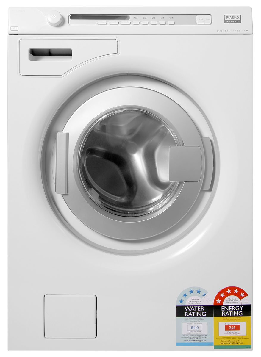 Asko W8844XL 10Kg Front Load Washing Machine