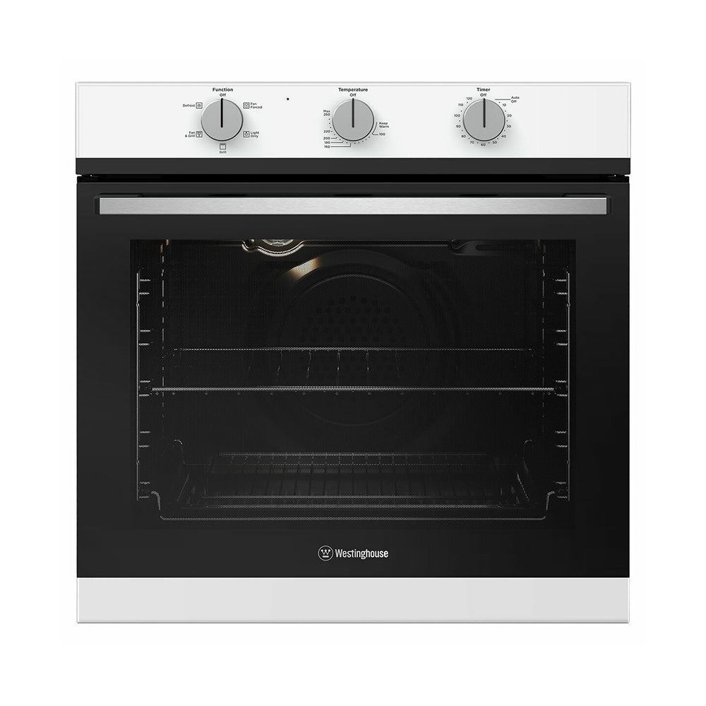 Westinghouse WVE614WC 60cm multi-function 5 oven, White