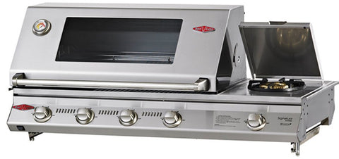 BeefEater BS31550 Signature SL4000 4 Burner Built-In LPG BBQ