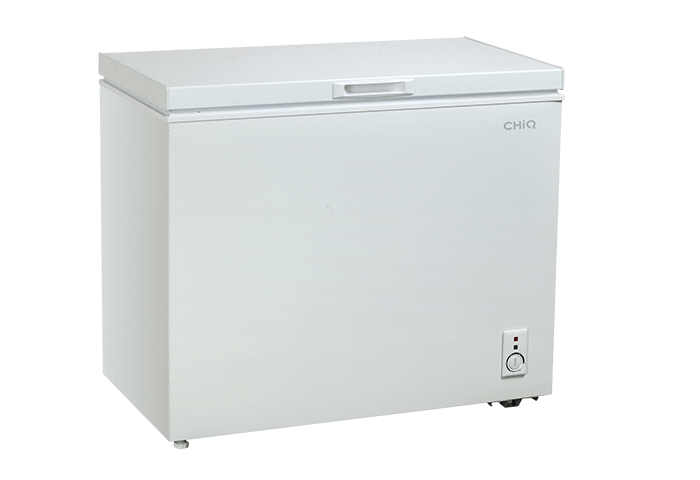 CHiQ CCF200W 200L White Chest Freezer - Bargain Home Appliances