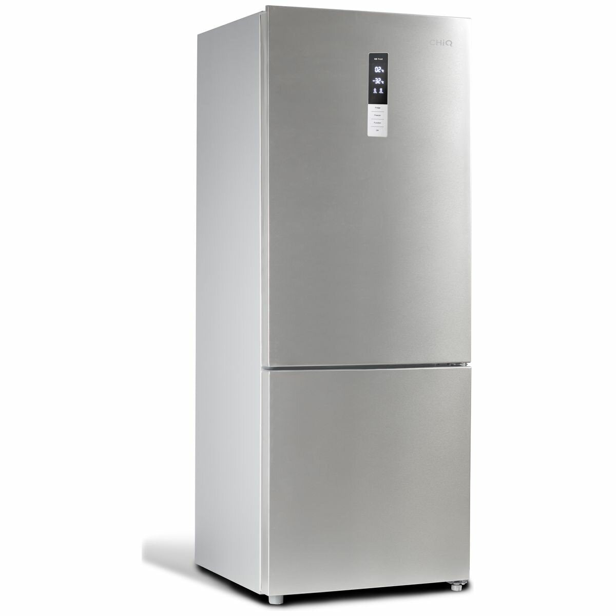 CHIQ CBM431S 432L Bottom Mount Fridge