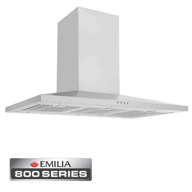 Emilia CK90SCF 90cm Canopy Rangehood - Bargain Home Appliances