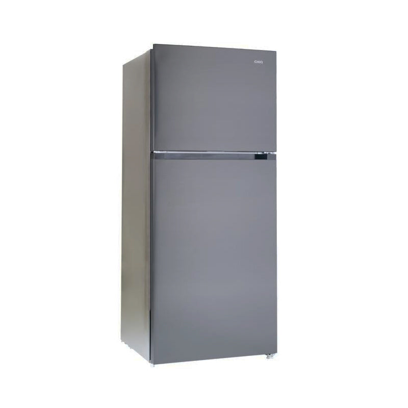 CHiQ CTM433B 435L Top Mount Black Fridge