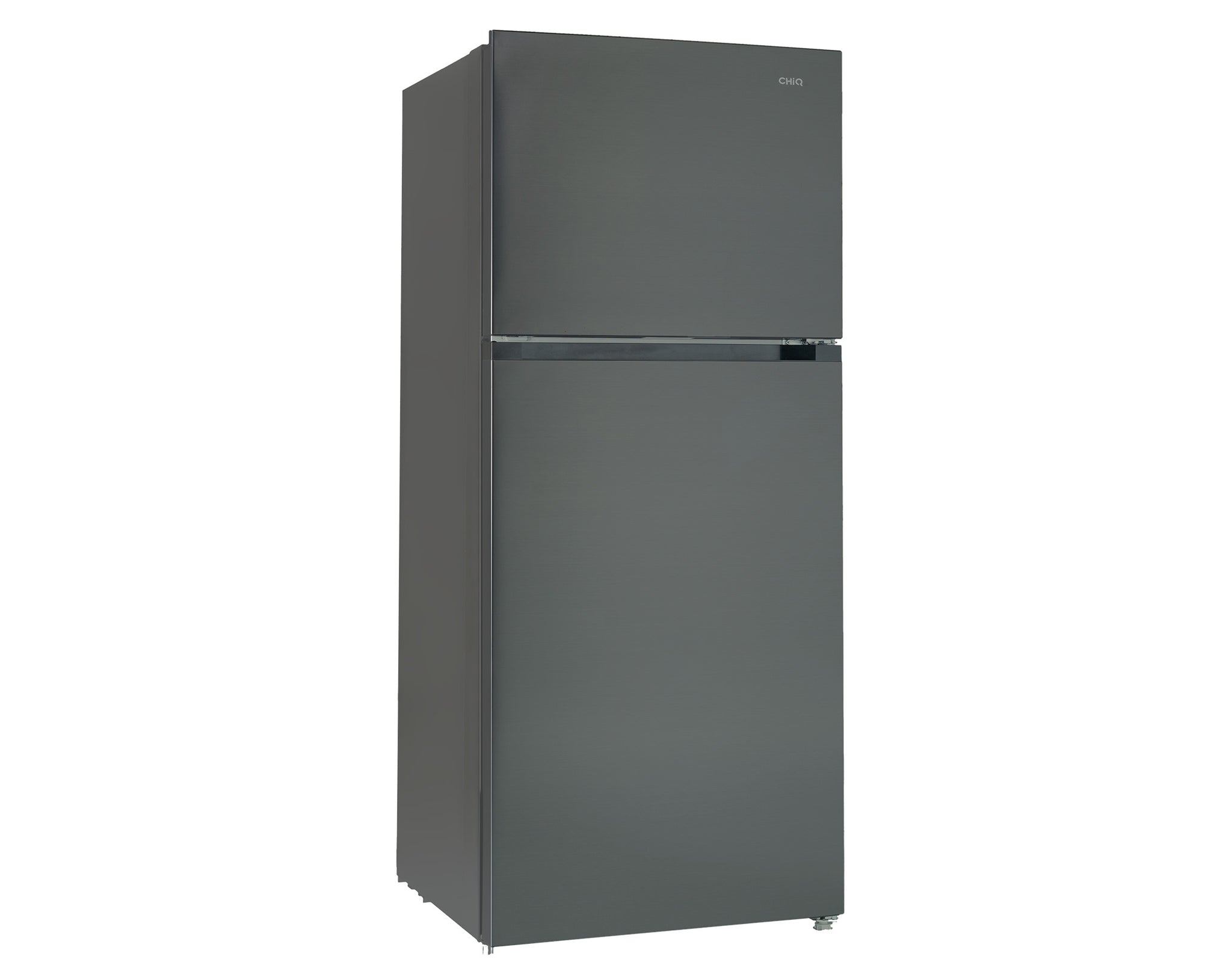 CHiQ CTM549B 550L Top Mount Black Steel Inverter System Fridge