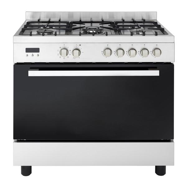 Esatto RU9EGB 90cm Freestanding Dual Fuel Cooker