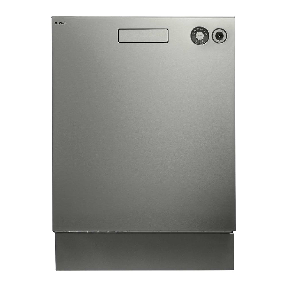 Asko D5436SS Stainless Steel Built In Dishwasher