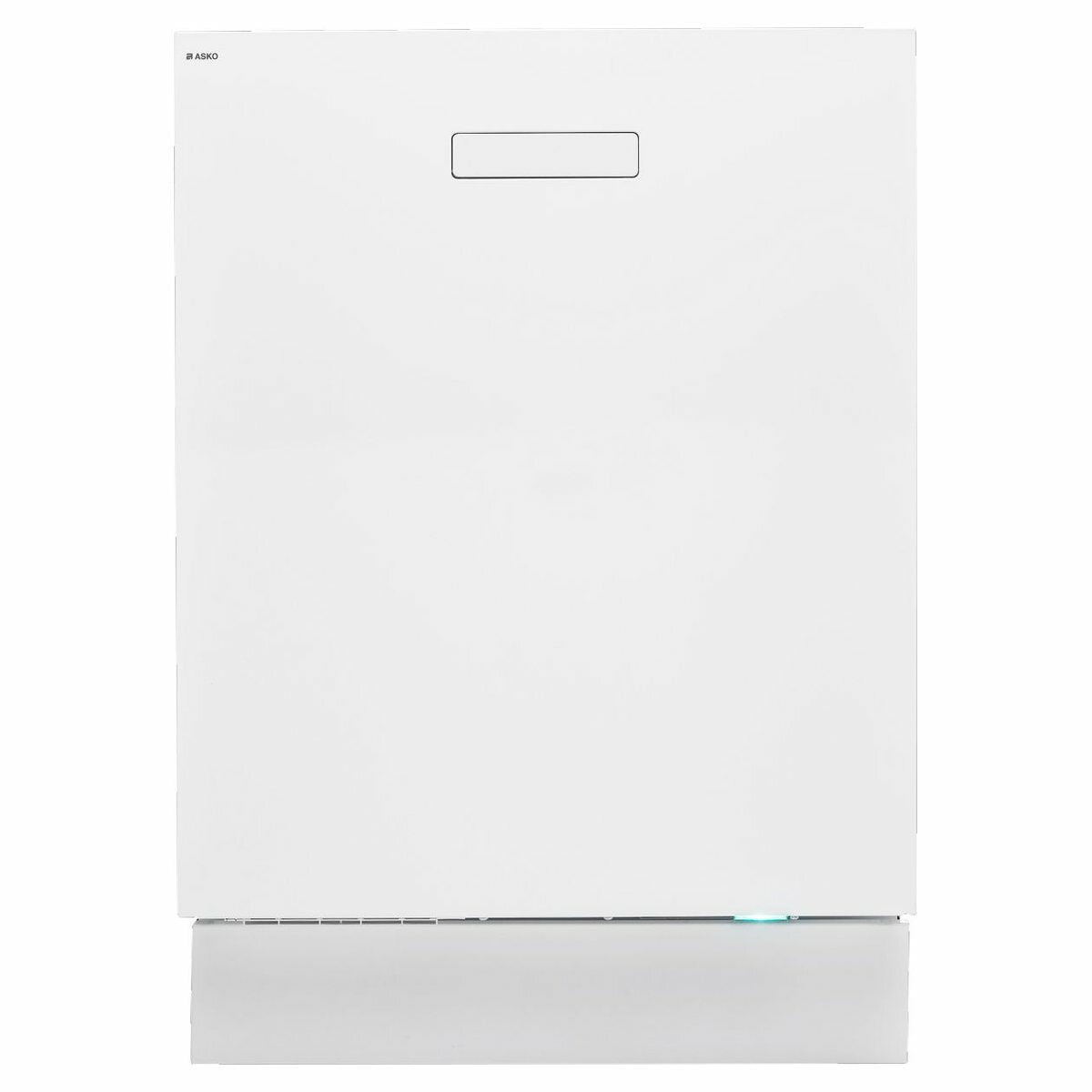 Asko DBI653IBW White Built-in 82cm XL Dishwasher