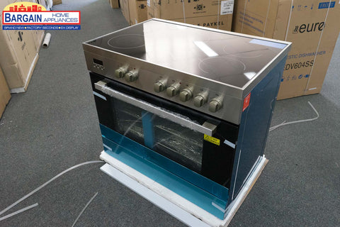 Inalto RU9EEB 90cm Freestanding Electric Cooker